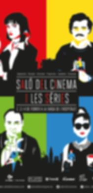 Zinematik al Saló del Cinema i les Sèries 2018