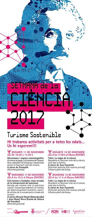 Jocs Ambulants · Zinematik a la Setmana de la Ciència 2017