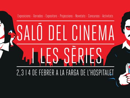 JOCS AMBULANTS AL SALÓ DEL CINEMA I LES SÈRIES 2018! 2, 3,4/02
