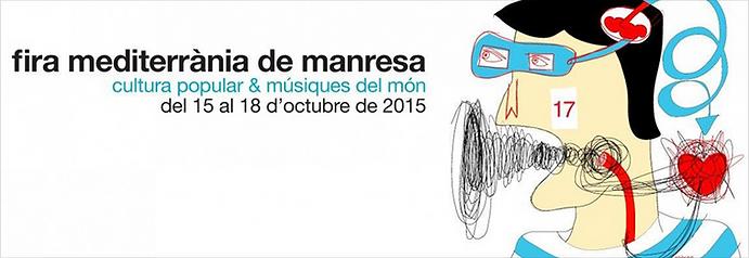 Jocs Ambulants · Fira Mediterrània de Manresa 2015