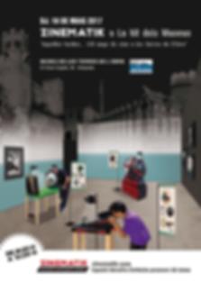 Jocs Ambulants · Zinematik a la Nit dels Museus 2017