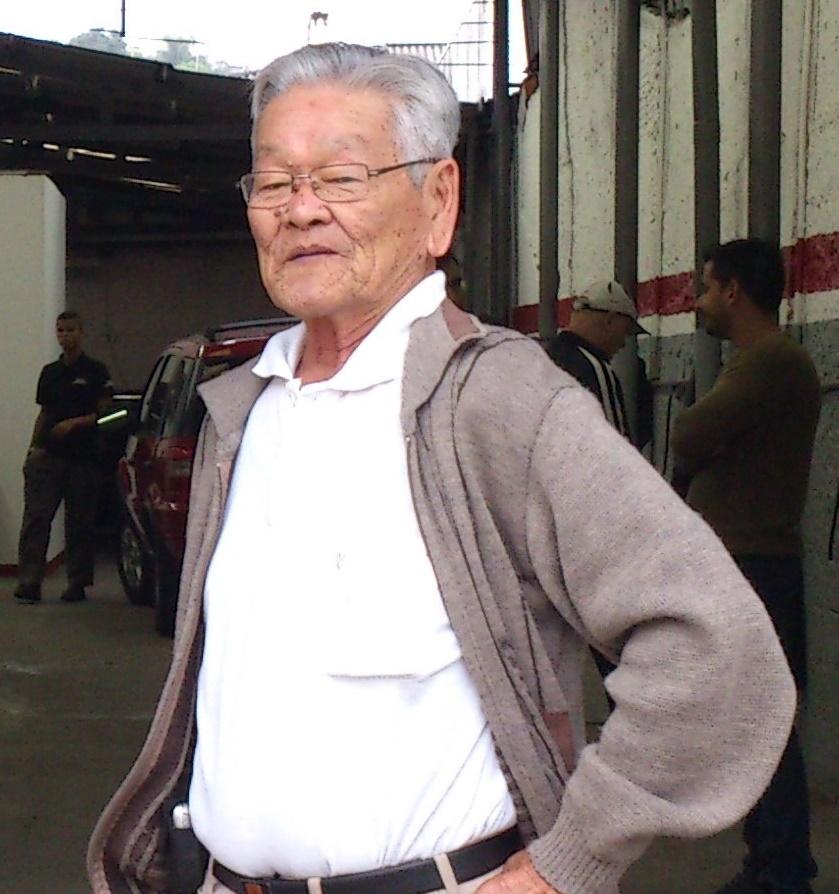 Fundador Sr. Tamura