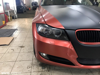 BMW 3 E90 «Dead Pool»