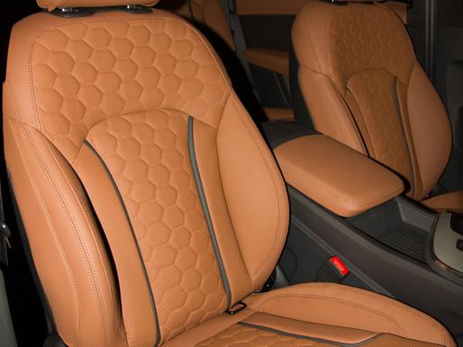 Дизайн салона Audi Q7