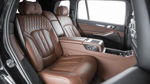 BMW X7   TS Tuning