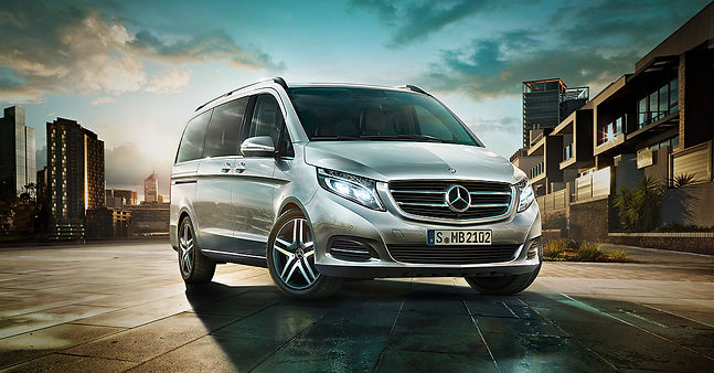 Тюнинг салона Mercedes-Benz V-Class