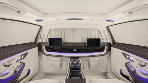 MERCEDES-MAYBACH S-CLASS | TS Tuning