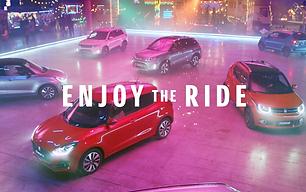 Suzuki Ad Enjoy the Ride