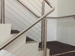 stainless-steel- wire-balustrade+ handra