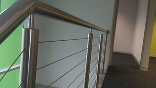 stainless steel wire balustrades