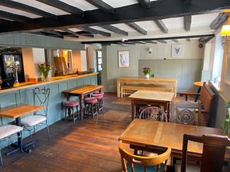 Waggon Bar area