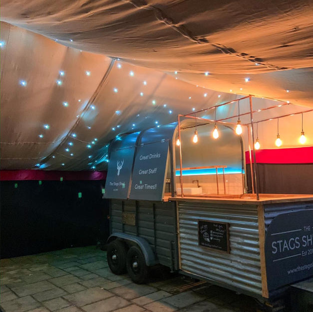 Stag Shed Bar