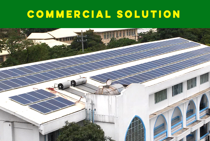 commercial solution