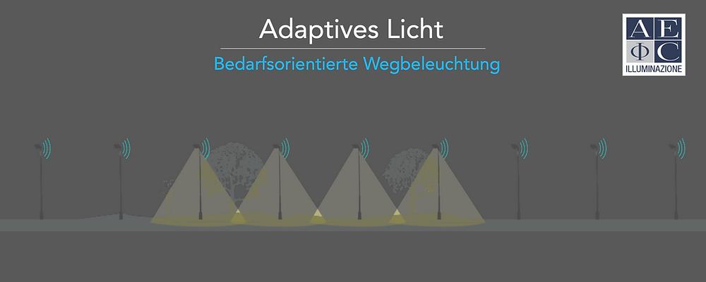 Adaptives Licht von AEC