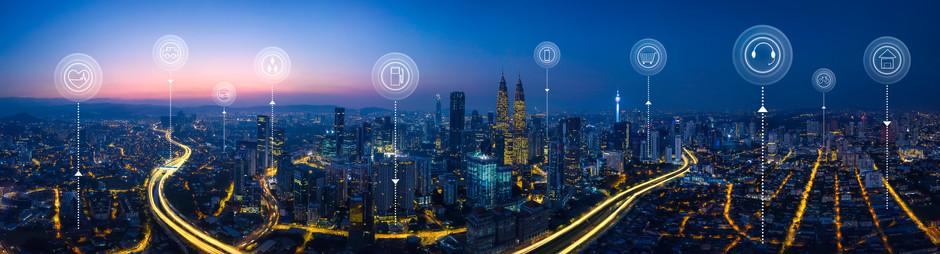 """Wie """"smart"""" und vernetzt ist Ihre Stadt?"""