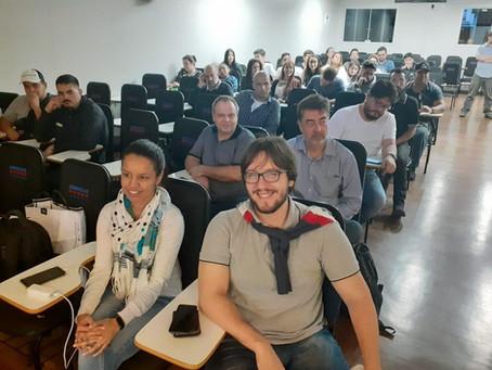 Prof. Thiago de Luca participa dos  principais congressos do Brasil de Administração, Turismo e Inov