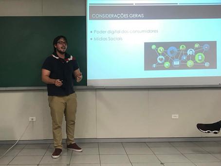 Prof. Thiago de Luca representa São Sebastião em 5 principais congressos de Administração e Turismo