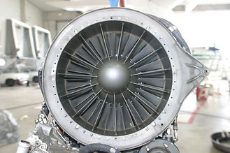Airplane Turbine