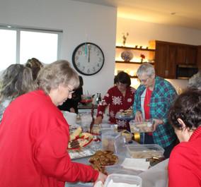 Ladies Christmas Cookie Exchange