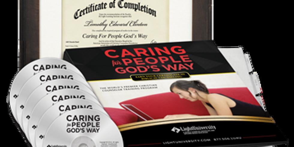 Pastoral Care Training