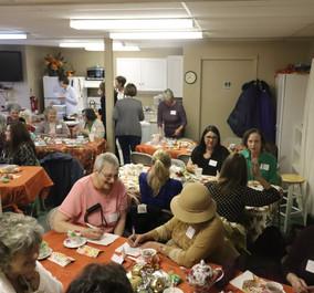 Ladies Fall Tea Party