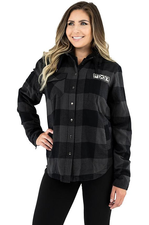 W TIMBER INSULATED FLANNEL