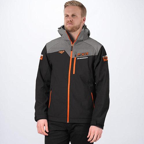FXR softshell jakke for herre