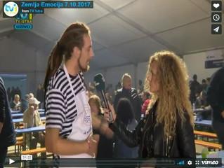 'Od mora do stola' uživo na TV Istri