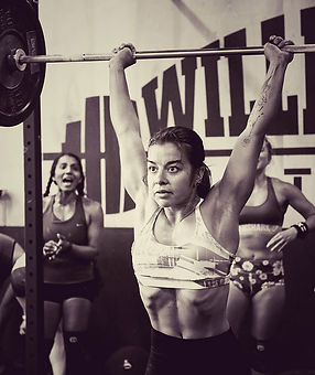 Weightlifting Crossfit Competition