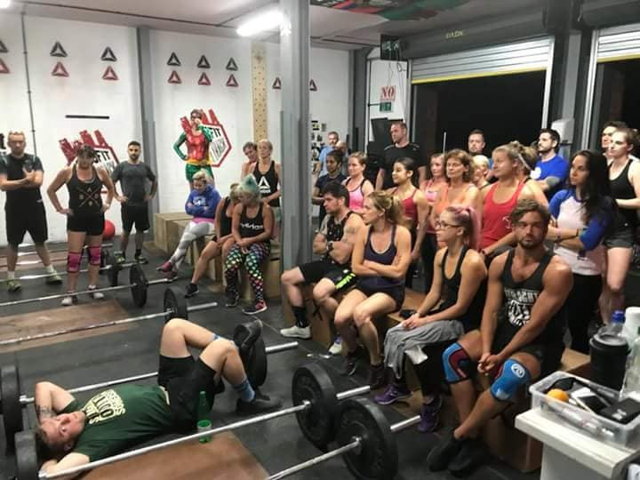 24h Wodathon CrossFit Sweetrack