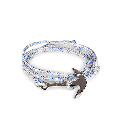 Beloved's knot - Anchor silver