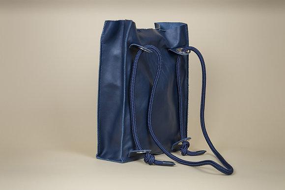 Blue Navy Backpack