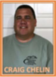 Salesmen Craig Chelin