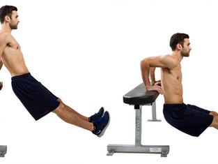 Technique Tuesday: no more triceps dips!