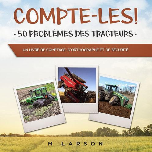 Compte-les ! 50 problèmes de tracteurs