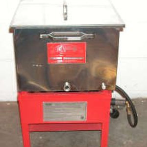 """Gas Fired Filter and Canning Unit 16"""" x 16"""""""