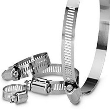 Band Clamps- Wide Style