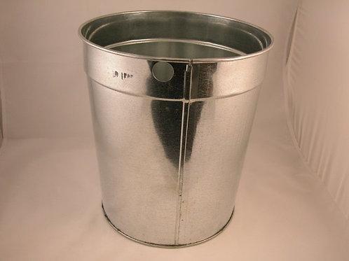 Galvanized Sap Bucket 16 Quart