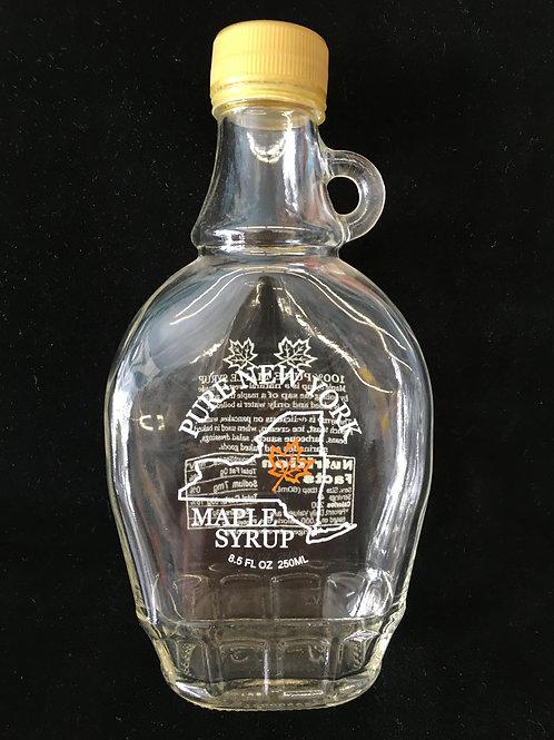 NY Flat Bottle 8.5oz