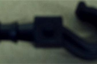 """5/16"""" End Hook"""