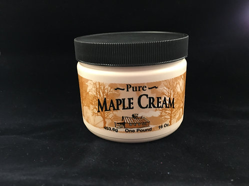 1/2lb Maple Cream Tub case of 150