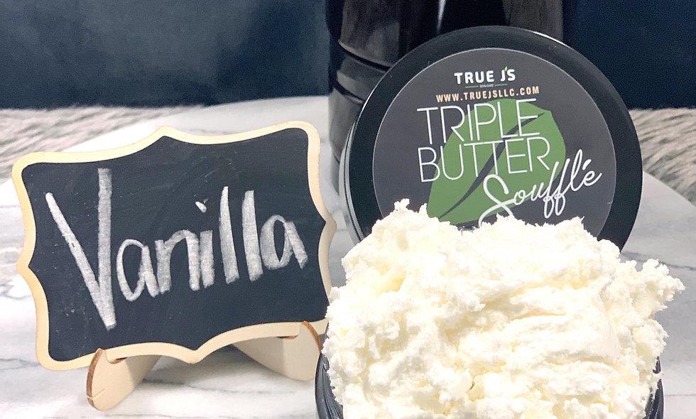 Souffle - Vanilla 4 oz.