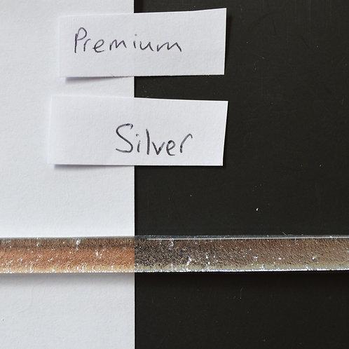 Silver Premium Dichroic Strips