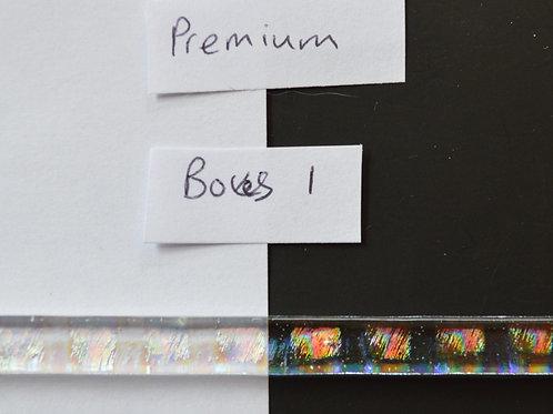 Boxes 1 Premium Dichroic Strips