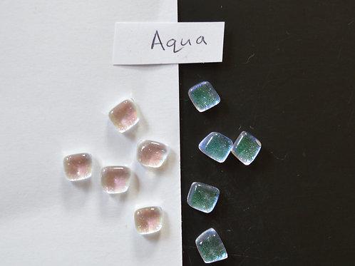 Dichro Dots Aqua