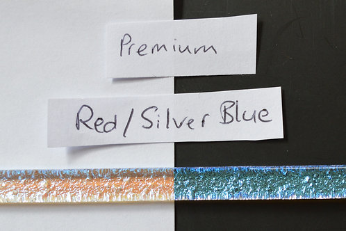 Red Silver Blue Premium Dichroic Strips