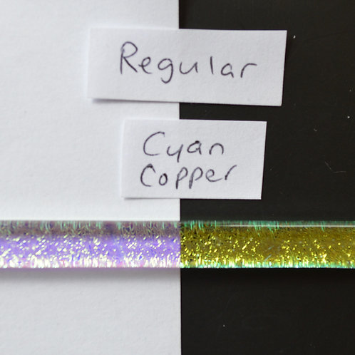 Cyan Copper Standard Dichroic Strip