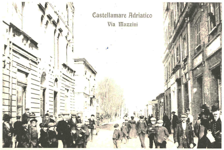 Castellammare Adriatico_Via Mazzini 3