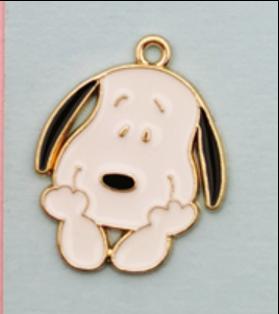 Snoopy   26 x 20 mm (L)