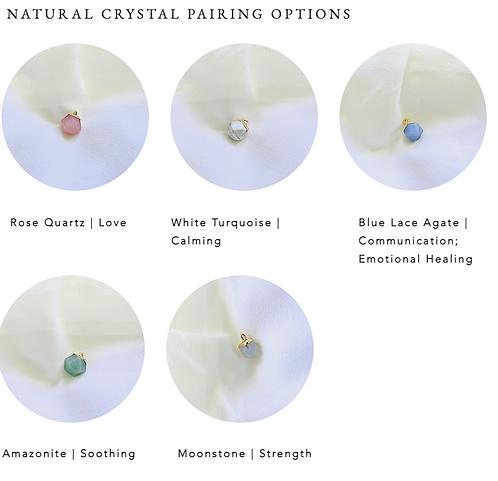 Natural Hexagonal Crystals
